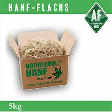 Stopfhanf 5kg Hanf Hanffasern Lehmbau Lehm Altbau