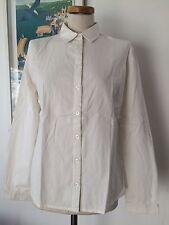 Seasalt Trelowen Shirt in Salt - UK10 EU38 - Sales Sample SAVE!!