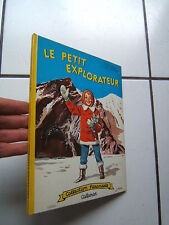 FUNCKEN /  LE PETIT EXPLORATEUR / CASTERMAN  1961 / COLLECTION FARABDOLE