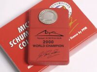 ZIPPO MICHAEL SCHUMACHER COLLECTION LIMITED EDITION 03889