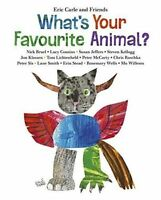 Carle, Eric, What's Your Favourite Animal?, Very Good Book