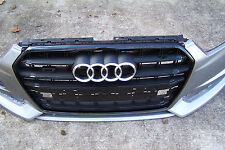 Audi rs 6 owners Front bumper cover used original 2017 2015  damage 4g0807437