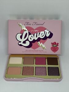 Too Faced Be My Lover Doll Size Eyshadow Palette Nib