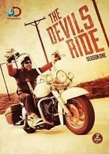 The Devil's Ride: Season One (DVD, 2013, 2-Disc Set) New