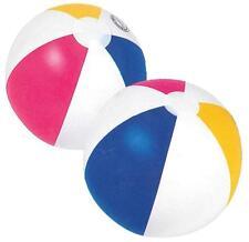 2x ballon de Plage Piscine Balle tranche Gonflable Large jouet jeu Beach Party