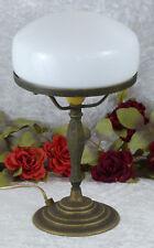 Tischlampe Messing Pilz Lampe Jugendstil Schreibtischlampe Antik Pilzleuchte