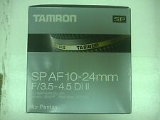 Tamron SP AF 10-24mm f/3.5-4.5 Di II LD IF B001 P for Pentax K-Mount APS-C