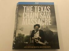 The Texas Chainsaw Massacre (Blu-ray Slipcover Only)