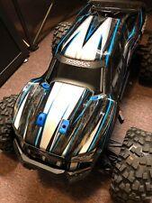 Traxxas Xmaxx Parts body. 6 washers savers, Blue (3D Printed) X-Maxx