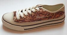GUESS DAYA WOMEN'S LEOPARD SNEAKERS sz 9.5 NEW AUTHENTIC