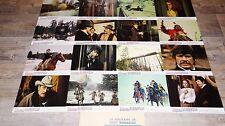 bronson LE SOLITAIRE DE FORT HUMBOLDT !  jeu 16 photos cinema lobby card western