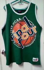 Mens Vintage 1997 Indianapolis Ncaa Final Four Basketball Jersey Sz Xl M