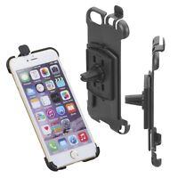Für Apple iPhone 6 6s PLUS KFZ Lüftungsgitter Steck Halter RICHTER 221 108 11
