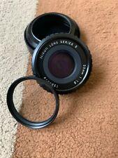Nikon 50MM 1:1.8 F1.8 Series E Lens for Nikon SLR Film Camera *VERY GOOD*
