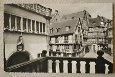 """CPSM """" COLMAR - Ancienne Douane et Vieilles Maisons"""