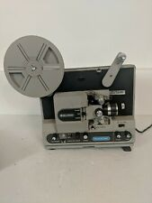 Bell and howell projector 8mm Filmosonic 1744 Variable Speed