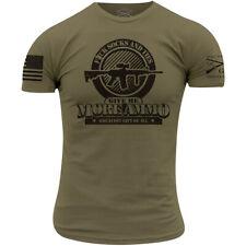 Grunt estilo más municiones T-Shirt-Verde Militar