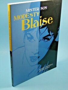 Modesty Blaise: Mister Sun by Peter O'Donnell (2004, Trade Paperback)