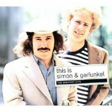 SIMON & GARFUNKEL - THIS IS (GREATEST HITS)  CD 14 TRACKS INTERNATIONAL POP NEU