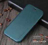 X-Level Kunstleder Ultra Dünn Schutzhülle Flip Case Cover f iPhone 12 11 Pro Max