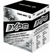 Can-Am OEM XPS 5W40 Synthetic Blend Oil Change Kit Spyder 1330 RS F3 RT 779249