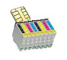 8 Druckerpatronen für Epson T0711-T0714  (kein original Epson)