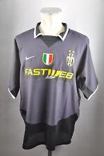 JUVENTUS Torino Maglia taglia XL #26 JERSEY KAPPA 2003/04 Third JUVE Fastweb MAGLIA