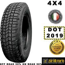 Pneumatici Ziarelli 205/70 R15 96T 4X4 M+S DOT 2019 *RICOSTRUITA IN ITALIA*