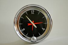 1957 PONTIAC SUPER CHIEF STAR CHIEF CLUSTER CLOCK