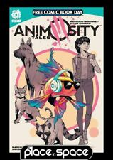FREE COMIC BOOK DAY 2019 - ANIMOSITY TALES