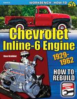 Chevrolet Inline-6 Engine 1929-1962 How To Rebuild