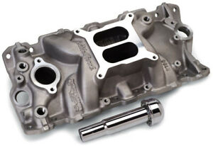 Engine Intake Manifold Performer EPS Edelbrock 2703