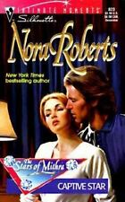 Captive Star (Stars of Mithra, Book 2), Nora Roberts, 0373078234, Book, Acceptab