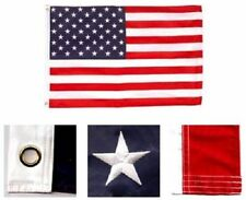 2x3 United States American Flag 210D Embroidered USA Banner US Pennant New