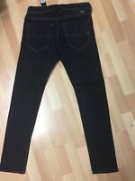 Mens Diesel TEPPHAR Stretch Denim 084HQ BLACK Slim W29 L30 H6 RRP£170