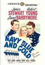 NAVY BLUE AND GOLD (James Stewart) - Region Free DVD - Sealed