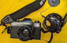 Vivitar 220/Sl Vintage 35mm Film Camera