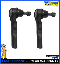 2 Front Outer Tie Rod Left & Right for Malibu G6 Aura ES800086