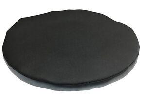 Barstool Cover SLIP ON Elastic Vinyl Replacement Top - Exam, Salon, Kitchen, Bar