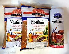 2x1kg Refill Pack and 1 shaker Gaganis Nostimini, The tastiest Seasoning for All