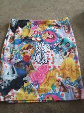 princess belle character tube skirt size10