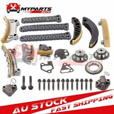 Timing Chain Kit w/ Gears+Gaskets For Holden Commodore VZ VE VF Alloytec 3.6L V6