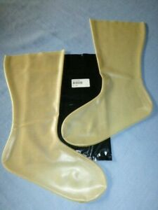 Latex Gummi Rubber Socken Strümpfe Gr.  XL  Latexstrümpfe  für Schuhgröße 43-44