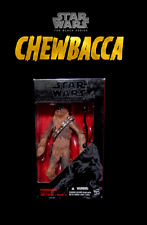"Star Wars Black Series: Old CHEWBACCA (Modern) 6"" The Force Awakens Movie Figure"