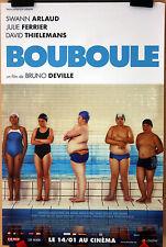 David Thielemans : Bruno Deville : Bouboule : POSTER