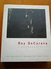 New listing Roy DeCarava, A Retrospective 1996. Hardcover in very good condition.