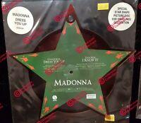 Madonna Vinyl LP Picture Near NEW/SEALED