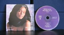 Whitney Houston - I Will Always Love You 3 Track CD Single