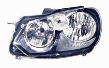 FARO PROIETTORE ANTERIORE SX VW GOLF 6 VI DAL 09>-  PARABOLA NERA 26060