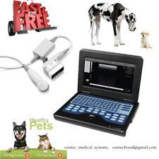 Ce Veterinary Ultrasound Scanner Portable Laptop Machine 50 Micro Convex Probe